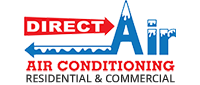 Direct Air Conditioning, Inc. Logo